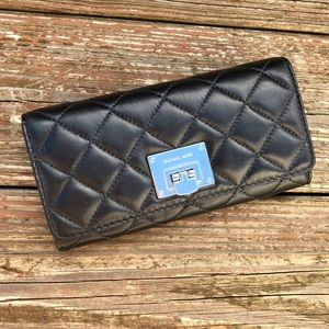 Michael Kors Quilted Leather Astrid Wallet
